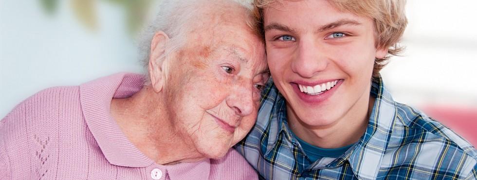 Ausbildung Altenpflege